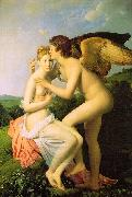 Baron Francois  Gerard Amor and Psyche oil painting picture wholesale