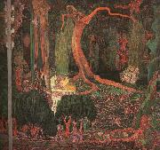 Jan Toorop A New Generation oil