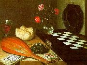 Lubin Baugin Still Life with Chessboard Germany oil painting reproduction