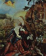 Matthias  Grunewald The Stuppach Madonna oil painting