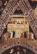 ANDREA DA FIRENZE Descent of the Holy Spirit oil painting picture wholesale