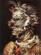 ARCIMBOLDO, Giuseppe The Water oil painting