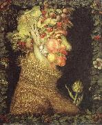 ARCIMBOLDO, Giuseppe Summer  dfdffdv oil painting picture wholesale