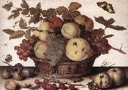 AST, Balthasar van der Basket of Fruits vvvv oil