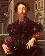 Agnolo Bronzino Bartolomeo Panciatichi oil painting on canvas