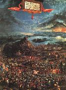 Albrecht Altdorfer The Battle of Alexander oil painting picture wholesale