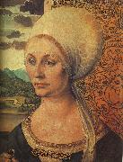 Albrecht Durer Portrait of Elsbeth Tucher oil painting picture wholesale