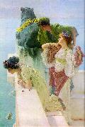 Alma Tadema Advantageous Position oil painting picture wholesale