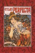 Alphonse Mucha Cycles Perfecta oil painting artist