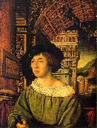 Ambrosius Holbein Portrait of a Young Man oil painting picture wholesale