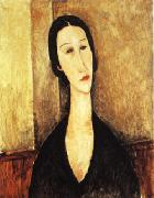 Amedeo Modigliani Ritratto di donna (Portrait of Hanka Zborowska) oil painting picture wholesale