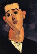 Amedeo Modigliani Portrait of Juan Gris oil painting picture wholesale