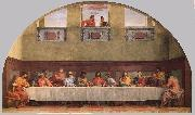 Andrea del Sarto The Last Supper ffgg oil painting picture wholesale