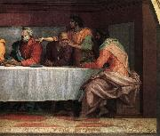 Andrea del Sarto The Last Supper (detail) aas oil painting picture wholesale