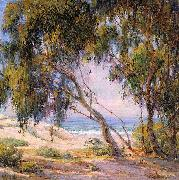 Anna Althea Hills Beside the Sea, Laguna Beach oil painting