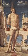 Antonello da Messina St Sebastian jj oil painting picture wholesale