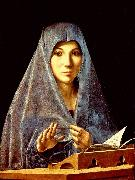 Antonello da Messina Virgin Annunciate hhh Germany oil painting reproduction