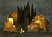 Arnold Bocklin The Isle of the Dead oil painting artist