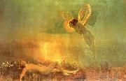 Atkinson Grimshaw Endymion on Mount Latmus oil painting picture wholesale