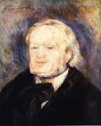 Auguste renoir Richard Wagner,January oil painting picture wholesale