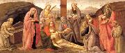 BARTOLOMEO DI GIOVANNI Predella: Deposition  wrf oil painting picture wholesale