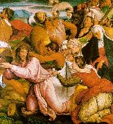 BASSANO, Jacopo The Way to Calvary ww oil painting artist