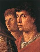 BELLINI, Giovanni Presentation at the Temple (detail)  jl Germany oil painting reproduction