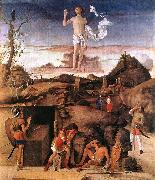 BELLINI, Giovanni Resurrection of Christ 668 oil painting picture wholesale
