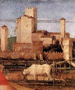 BELLINI, Giovanni Madonna of the Meadow (detail) ibk oil painting picture wholesale