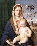 BELLINI, Giovanni Madonna and Child mmmnh oil painting picture wholesale
