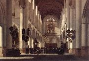 BERCKHEYDE, Job Adriaensz Interior of the St Bavo in Haarlem oil painting picture wholesale