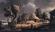 BLOOT, Pieter de Landscape with Farm oil painting picture wholesale