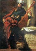 BOCCACCINO, Camillo The Prophet David oil painting picture wholesale