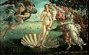 BOTTICELLI, Sandro The Birth of Venus fg oil painting picture wholesale