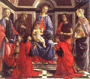 BOTTICELLI, Sandro San Ambrogio Altarpiece oil painting picture wholesale
