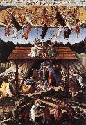 BOTTICELLI, Sandro Mystical Nativity fg oil painting picture wholesale
