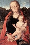 BOUTS, Dieric the Elder The Virgin and Child dfg oil painting picture wholesale