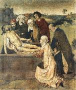 BOUTS, Dieric the Elder The Entombment fg oil painting picture wholesale