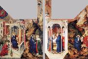 BROEDERLAM, Melchior The Dijon Altarpiece oil painting picture wholesale