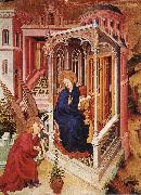 BROEDERLAM, Melchior The Annunciation qow oil painting picture wholesale