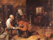BROUWER, Adriaen The Operation fdg oil painting picture wholesale