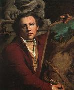Barry, James Self-Portrait oil
