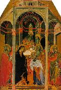 Bartolo di Fredi The Presentation in the Temple  6 oil painting picture wholesale