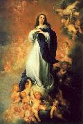 Bartolome Esteban Murillo The Immaculate Conception of the Escorial oil painting picture wholesale