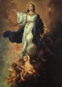 Bartolome Esteban Murillo Assumption of the Virgin oil painting picture wholesale