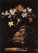 CAGNACCI, Guido Flowers in a Flask d oil painting artist