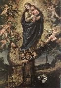 CARDUCHO, Vicente Vision of St Francis of Assisi fg oil painting picture wholesale
