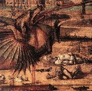 CARPACCIO, Vittore St George and the Dragon (detail)  sdf oil painting picture wholesale