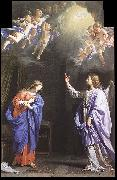 CERUTI, Giacomo The Annunciation kljk oil