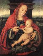 CLEVE, Joos van Virgin and Child fg oil painting picture wholesale